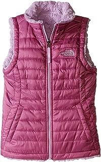Reversible Mossbud Swirl Vest Girls' Wisteria Purple XL
