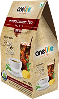 bright tea company lemon herbal