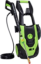 Zeccos 4500PSI 3.5GPM Electric Power Washer,Pressure Washer with 5 Quick-Connect Spray Tips and 20 Ft Pressure Hose, Washe...