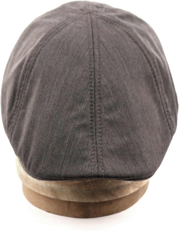 Epoch hats Men's 6 Panel Linen Duckbill Ivy Hat