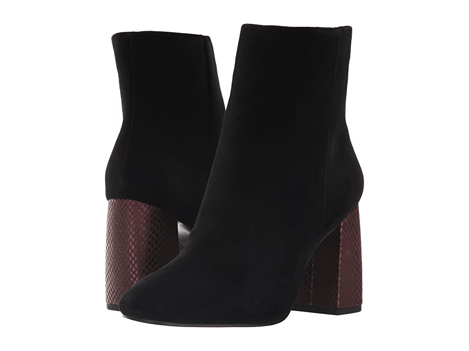 BCBGeneration Allison (Black Velvet) Women