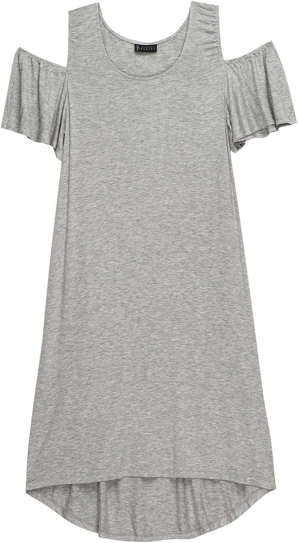 Bobeau Sawyer Cold Shoulder Knit Dress