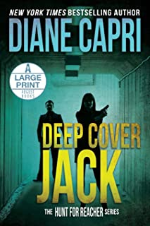 Deep Cover Jack Large Print Edition: The Hunt for Jack Reacher Series