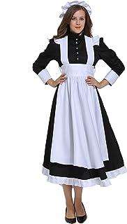 987607125 Amazon.es: disfraz victoriano mujer