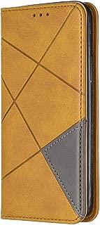 iPhone 11 Pro 5.8 ケース, OMATENTI PUレザー手帳型ケース, 薄型 簡約風 人気 新品 財布 スマホケース, iPhone 11 Pro 5.8 用 Case Cover カード収納 付き, 黄褐色