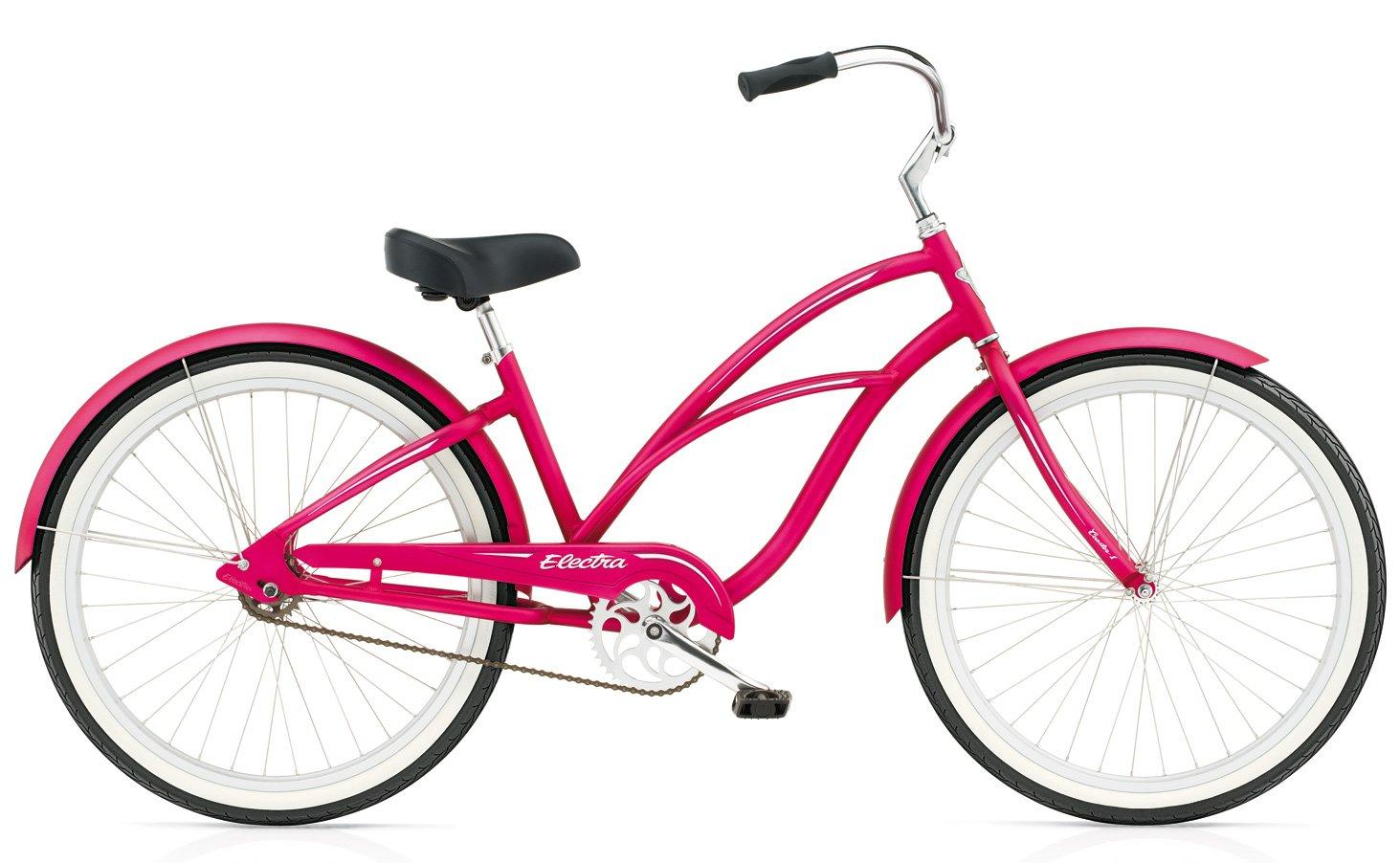Electra Coaster 1 - Bicicleta Urbana para Mujer (26