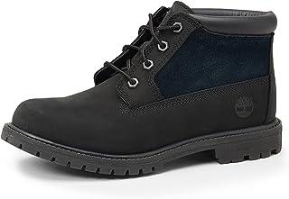 حذاء نيلي من الجلد والشامواه غير مضاد للماء للنساء من تيمبرلاند