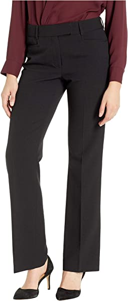 Crepe Trouser Pants