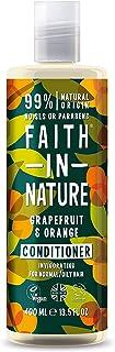 Faith in Nature - Acondicionador de pomelo y naranja 400 ml