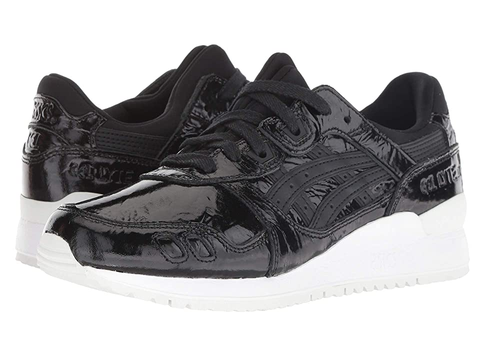 ASICS Gel-Lyte III (Black/Black 2) Women