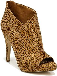 Fergie Women's Taylor Shooties Ankle Boot, Leopard