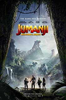 Best jungle movie 2017 poster Reviews