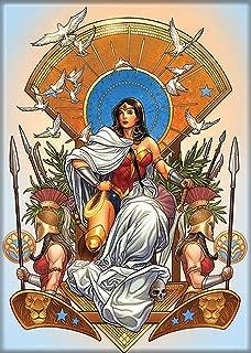 Ata-Boy DC Comics Wonder Woman Vol. 5 No. 6 Frank Cho Art 2.5