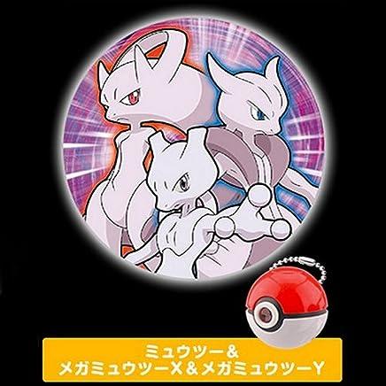 "Mega Diancie Pokemon XY Mega Evolution Metal Keychain 1.4/""x .75/"""