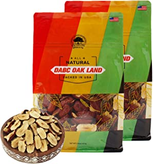 DOL Big Jujube Red Dates Slices,Chinese Xinjiang Dried Dates ??????,Grocery & Gourmet Food Snack Foods Dried Fruit & Raisins Dates 1LB=453g(2bags)