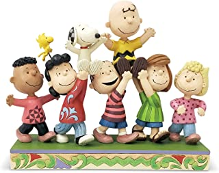 Enesco Peanuts by Jim Shore Peanuts Gang Figurine