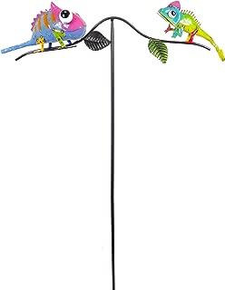 Continental Art Center CAC16136 Chameleons Balancer