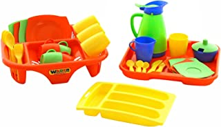 Wader Service Set with Tray (40 Pieces)