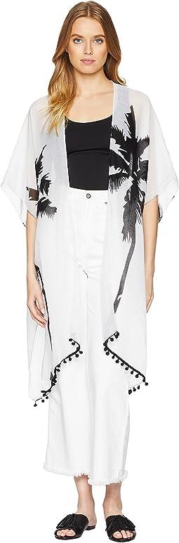 West Palm Beach Kimono Topper