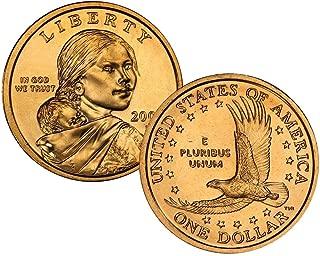 2000 P Sacagawea Dollar Single Coin Dollar Uncirculated US Mint