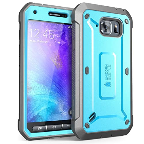 the latest f28d4 3e85a Samsung Galaxy S6 Active Built In Screen Protector: Amazon.com