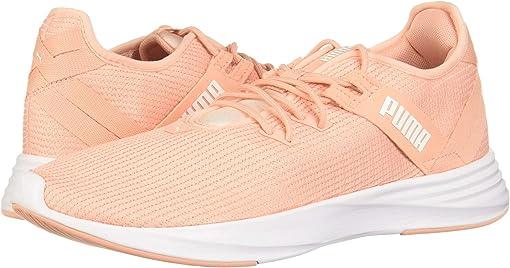 Puma White/Ignite Pink