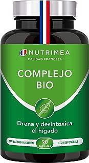 Detox Depurativo Higado y Colon Diurético Natural |