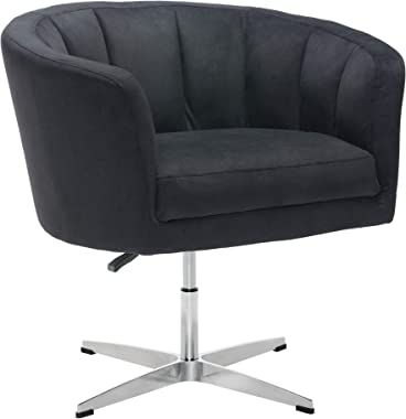 Z2_ OccasionalChairBlack by Sharelornsdstore