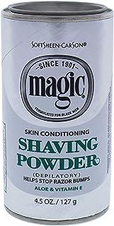 SoftSheen-Carson Magic Skin Conditioning Shaving Powder, 4.5 oz