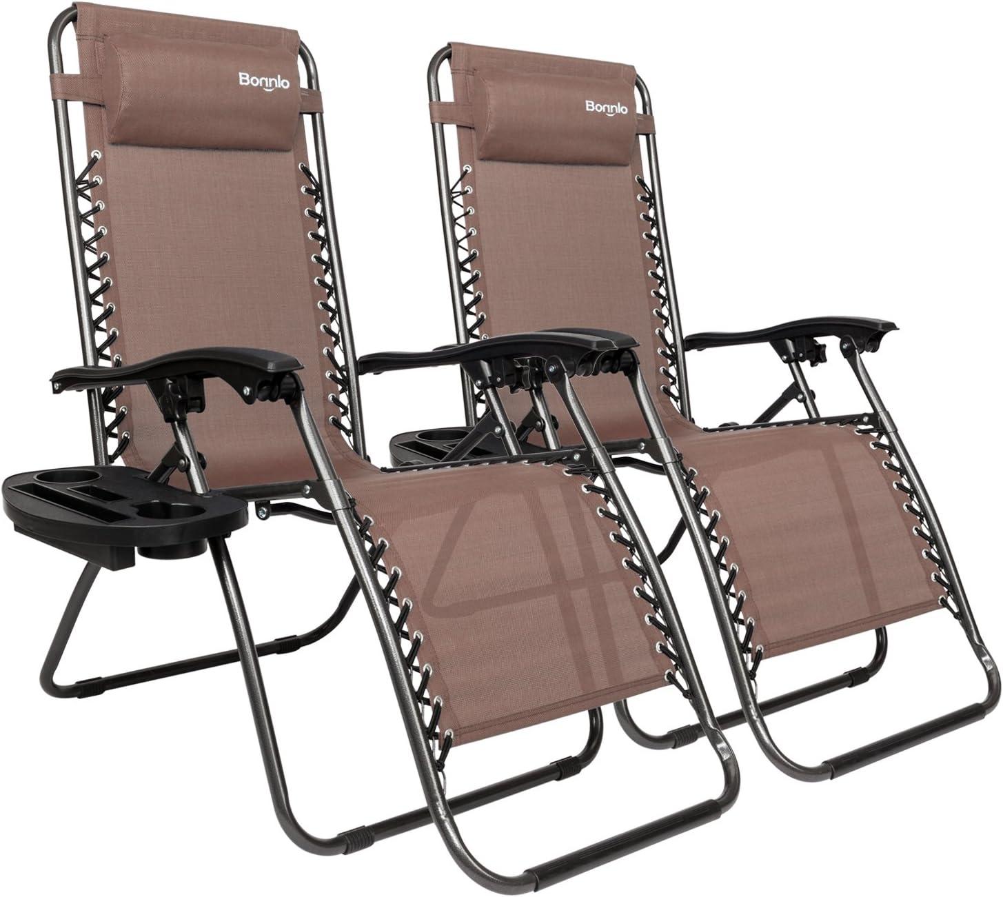 5 ☆ popular Bonnlo Infinity Zero Gravity Chair San Diego Mall Patio Lounge Chairs Outdoor