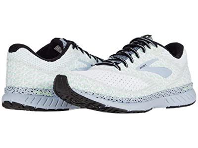 Brooks Revel 3 (White/Mint/Black) Women