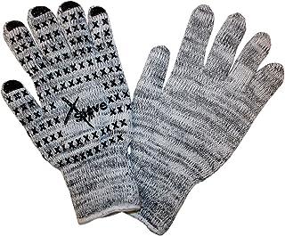 Flame/Heat-Resistant Kevlar/Cotton Gloves