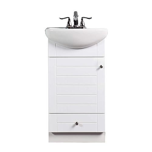 Small Bathroom Sink Cabinet Amazon Com