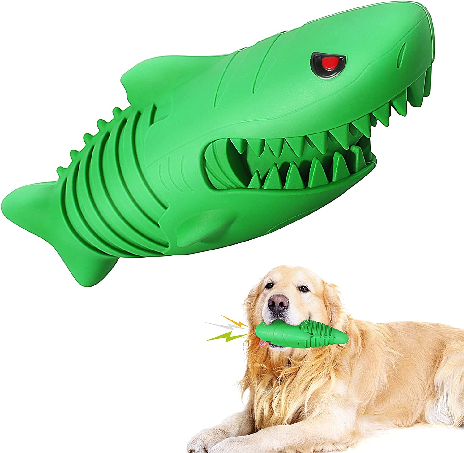 Sinrox Dog Squeaky Toy Puppy Dental Aggressive Max 53% OFF Ch Chew Max 78% OFF Toys for