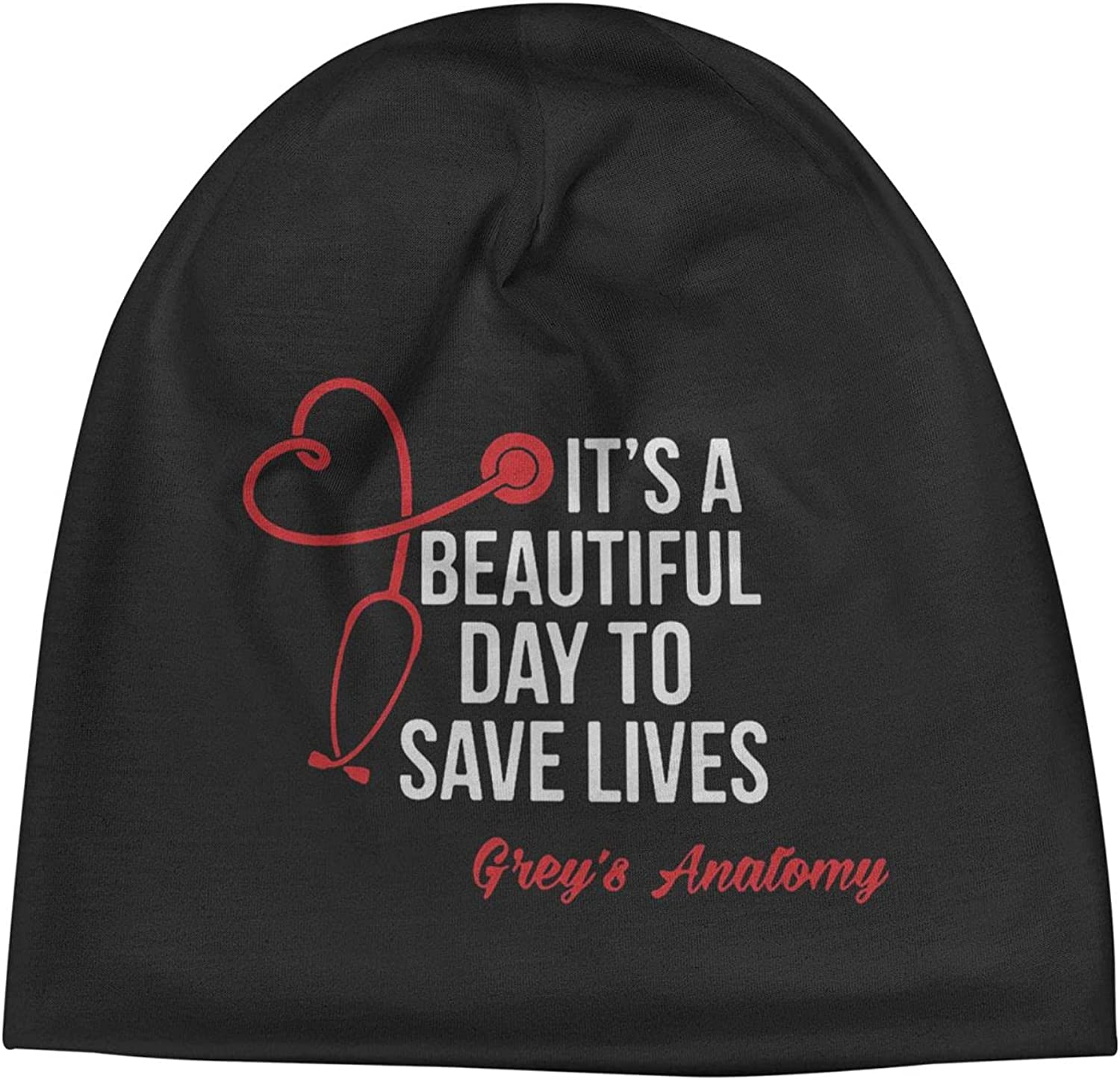 Year-end annual account It's A Beautiful Day to Save Beanie Cap Unisex Lives1 War Slogan 2021 spring and summer new