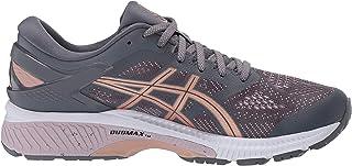 Women's Gel-Kayano 26 Running Shoes, 9.5M, Metropolis/Rose Gold