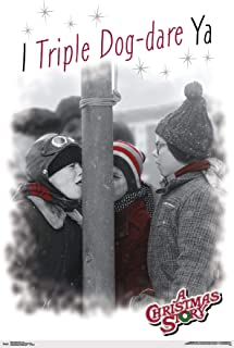Trends International Christmas Story-Pole Wall Poster, 22.375