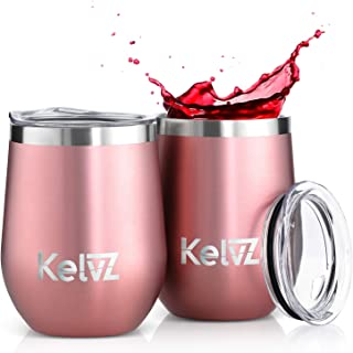 Best pc stemless wine glasses Reviews