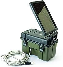 HME HME-12VBBSLR Trail Camera 12V / Solar Auxiliary Power Pack