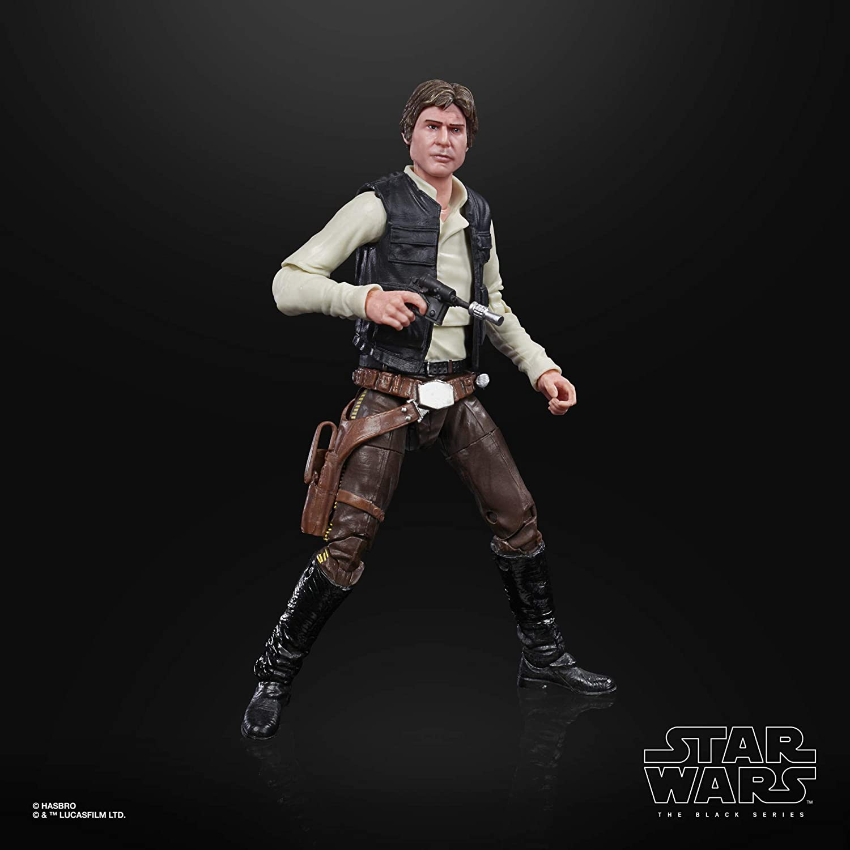 "Star Wars Black Series 6/"" Figure 2020 Wave 2 Green Han Solo Endor IN STOCK"