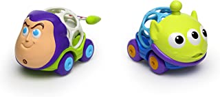 Disney Baby Go Grippers Toy Story Push Cars from Oball, Ages 12 Months +