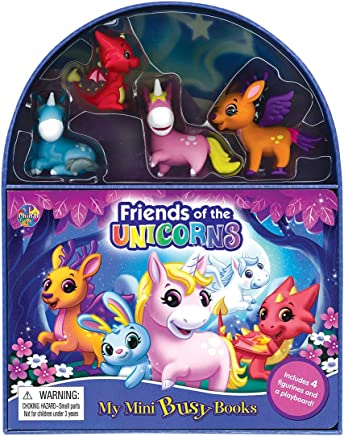 Friends of the Unicorns My Mini Busy Book