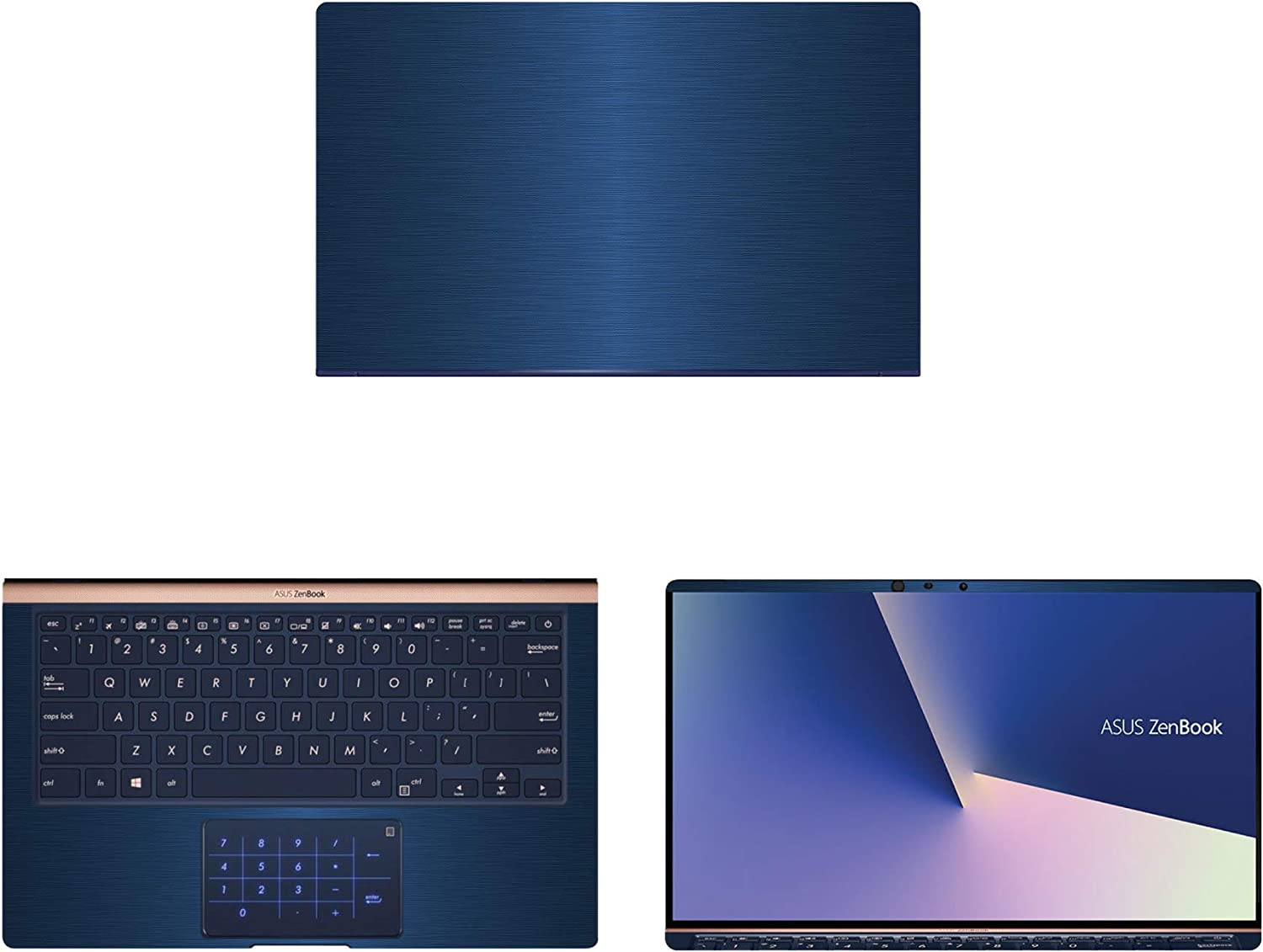 decalrus - Protective Decal for Asus UX333FA NEW before selling All stores are sold ZenBook 13.3