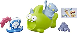 Uglydoll BABO & Squish &-Go Sharwhal, 2 Toy Figures with Accessories