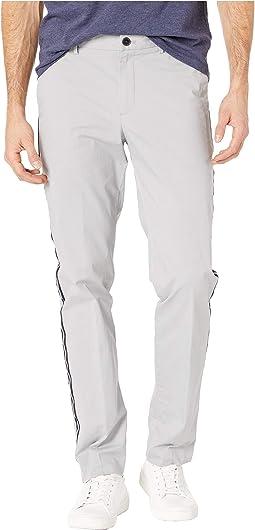 Contrast Stripe Trousers