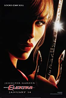 Best elektra 2005 poster Reviews