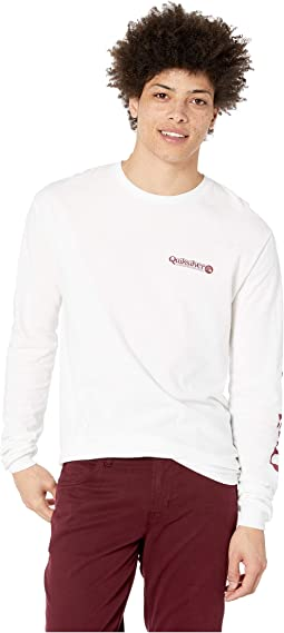 Check It Long Sleeve Tee