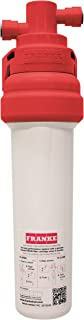 Franke FRCNSTR100 Canister, Small, White and Red