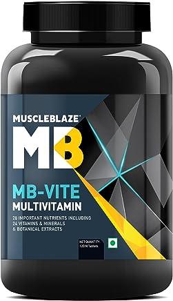 Muscleblaze Mb-Vite Multivitamin (120 Tablets)