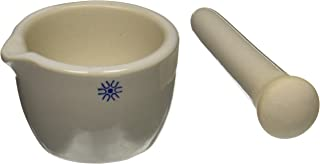 United Scientific Supplies JMD050 Mortar and Pestle, Deep Form, 50 ml